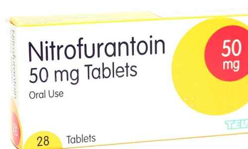 Нитрофурантоин   Nitrofurantoin