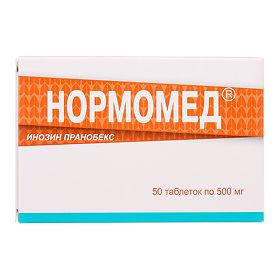 Нормомед таблетки | Normomed