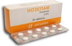 Нозепам | Nozepam