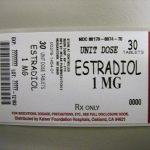 Эстрадиола дипропионат   Oestradioli dipropionas