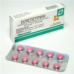 Олететрин | Oletetrin