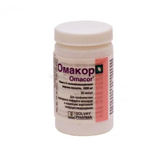 Омакор   Omacor