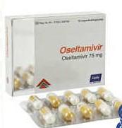 Осельтамивир | Oseltamivir