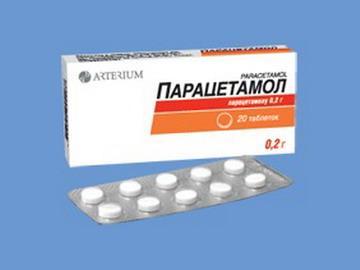 Парацетамол | Paracetamolum