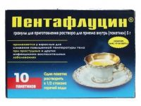 Пентафлуцин | Pentaflucin