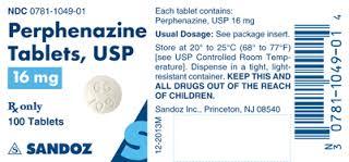 Перфеназин | Perphenazine