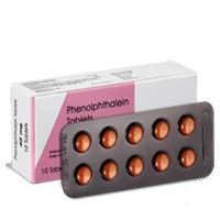 Фенолфталеин | Phenolphtaleinum