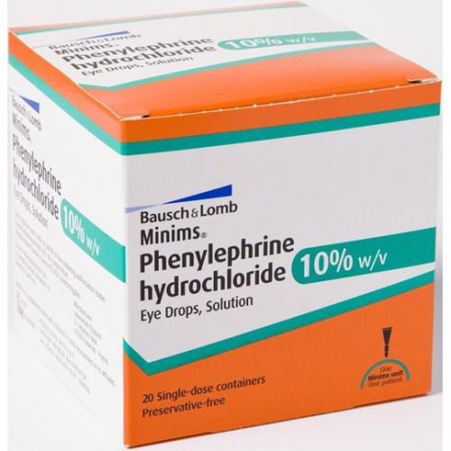 Фенилэфрин | Phenylephrine