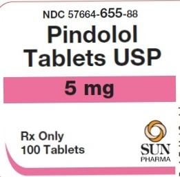 Пиндолол | Pindolol
