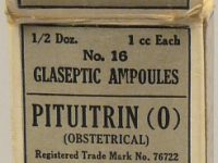Питуитрин   Pituitrinum