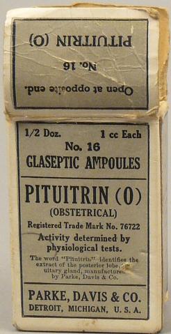 Питуитрин | Pituitrinum