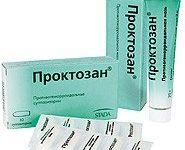 Проктозан | Proctosan