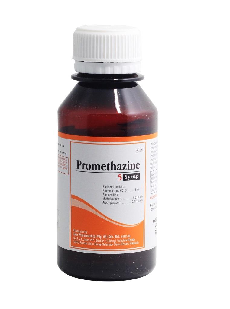 Прометазин | Promethazine