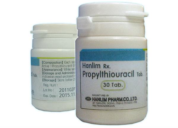 Пропилтиоурацил | Propylthiouracil