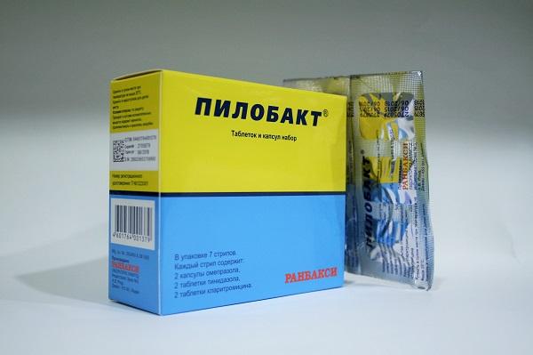 Пилобакт | Pylobact