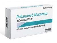 Ребамипид   Rebamipide
