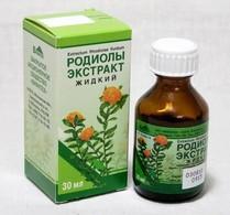 Родиолы экстракт жидкий | Rhodiolae extractum fluidum