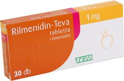 Рилменидин | Rilmenidine