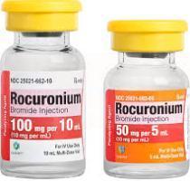 Рокурония бромид | Rocuronium bromide