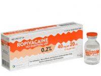 Ропивакаин   Ropivacaine