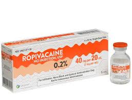 Ропивакаин | Ropivacaine