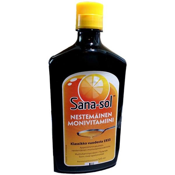 Сана-Сол | Sana-sol