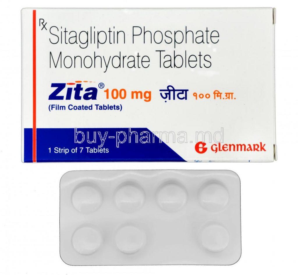 Ситаглиптин | Sitagliptin