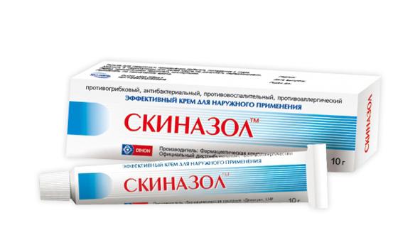 Скиназол   Skinozol