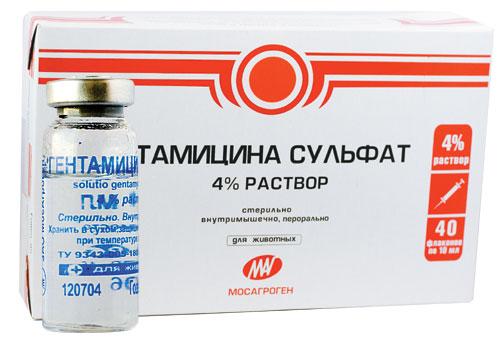 Стрептомицина сульфат | Streptomycini sulfas