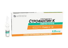 Строфантин К | Strophanthin k
