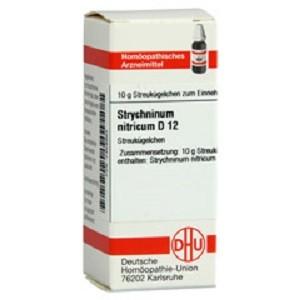 Стрихнина нитрат | Strychninum nitricum