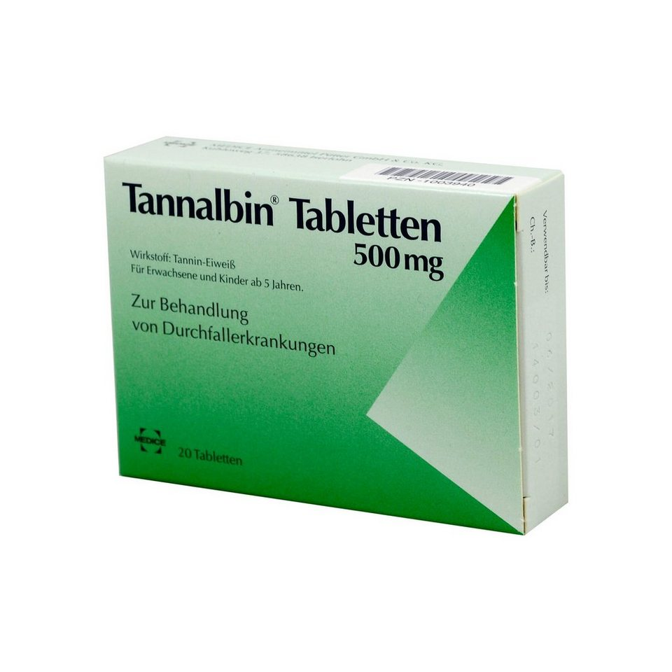 Танальбин | Tannalbinum