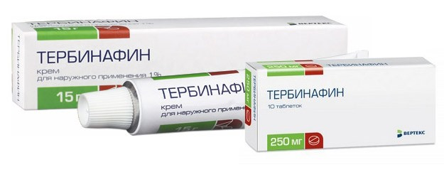 Тербинафин | Terbinafine
