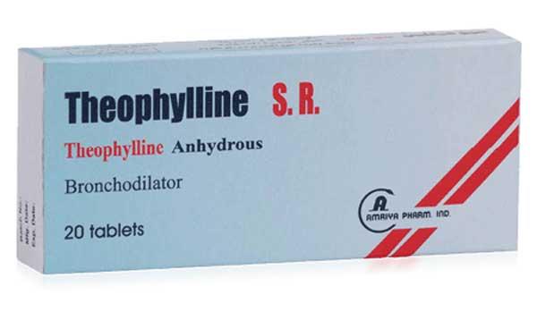 Теофиллин | Theophyllinum