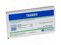 Тиамин | Thiamine