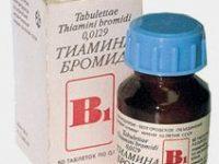 Тиамина бромид | Thiamini bromidum