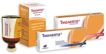 Тиолепта | Thiolepta