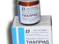 Тиаприд   Tiapride