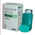 Тиотропия бромид | Tiotropii bromidum