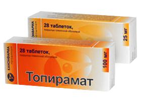 Топирамат | Topiramatum