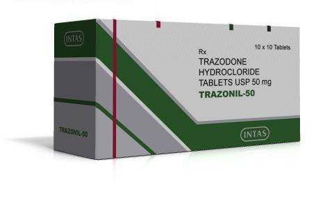 Тразодон | Trazodone