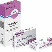 Трихопол | Trichopol