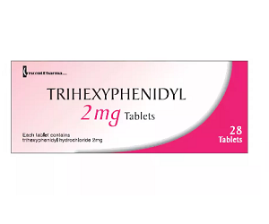 Тригексифенидил | Trihexyphenidyl