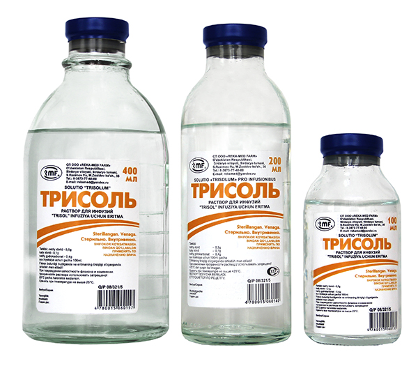 Трисоль | Trisolum