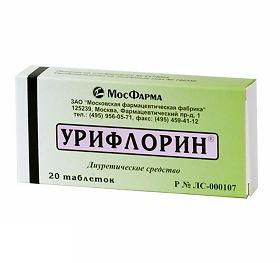 Урифлорин | Uriflorin