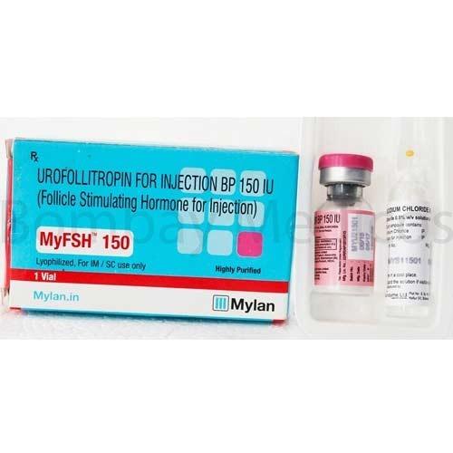 Урофоллитропин | Urofollitropin