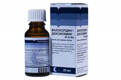 Валокордин-доксиламин | Valocordin-doxylamine