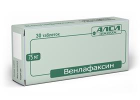 Венлафаксин   Venlafaxinum