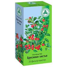 Брусники листья | Vitis idaeae folia
