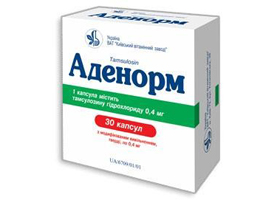Аденорм | Adenorm